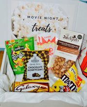 Movie Night Treats Selection Box - Bluebells of Bath