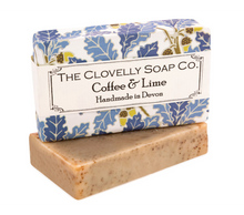 Coffee and Lime Soap - Bluebells of Bath