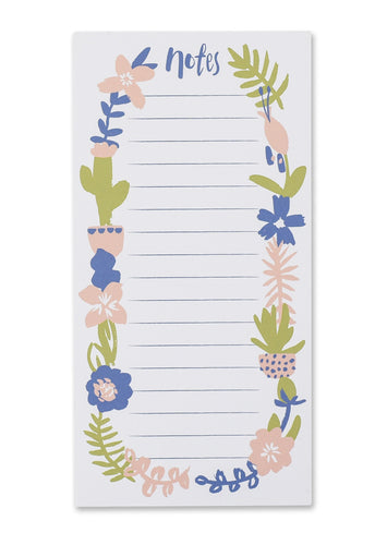 Plant Notepad - Bluebells of Bath