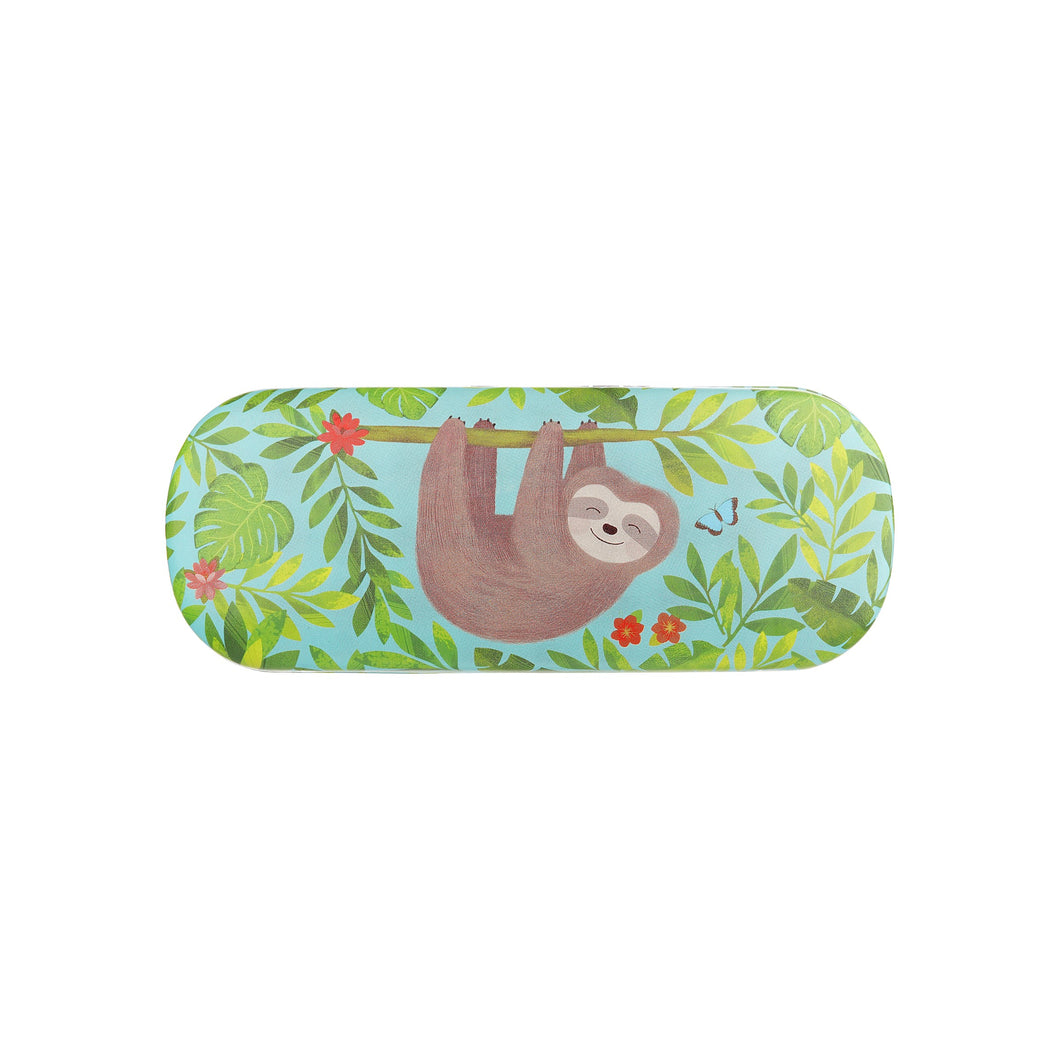 Sloth Glasses Case - Bluebells of Bath