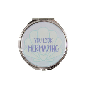 Mermazing Pocket Mirror - Bluebells of Bath