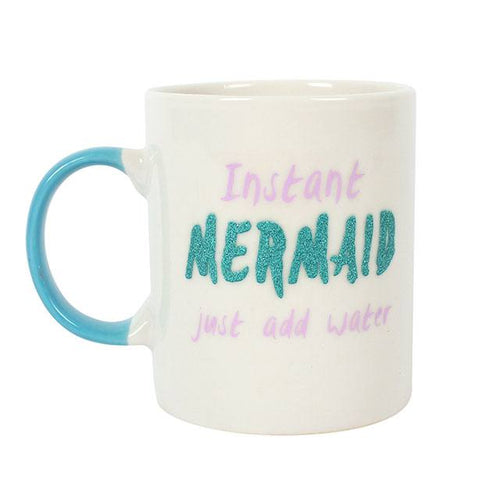 Instant Mermaid Mug - Bluebells of Bath