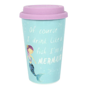 Mermaid Travel Mug - Bluebells of Bath