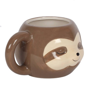 Sloth Face Mug - Bluebells of Bath