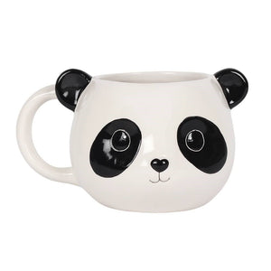 Panda Face Mug - Bluebells of Bath