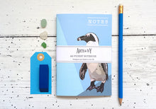 Penguin Pocket Notebook - Bluebells of Bath