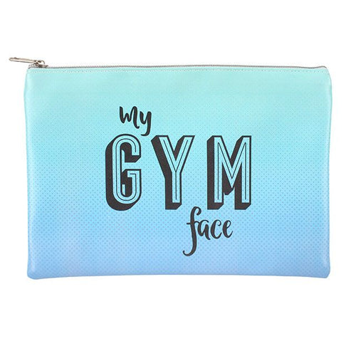 My Gym Face Pouch - Bluebells of Bath