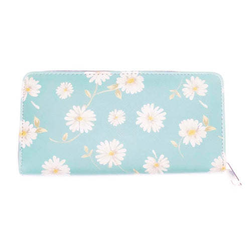 Summer Daisy Print Purse bluebells of bath