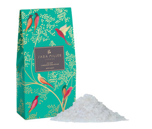 Sara Miller London Fig Leaf, Cardamom & Vetiver Bath Salts - Bluebells of Bath