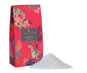 Sara Miller London Orange Flower, Frangipani & Jasmine Bath Salts - Bluebells of Bath