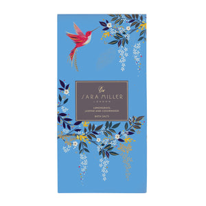 Sara Miller London Lemongrass, Jasmine & Cedarwood Bath Salts - Bluebells of Bath