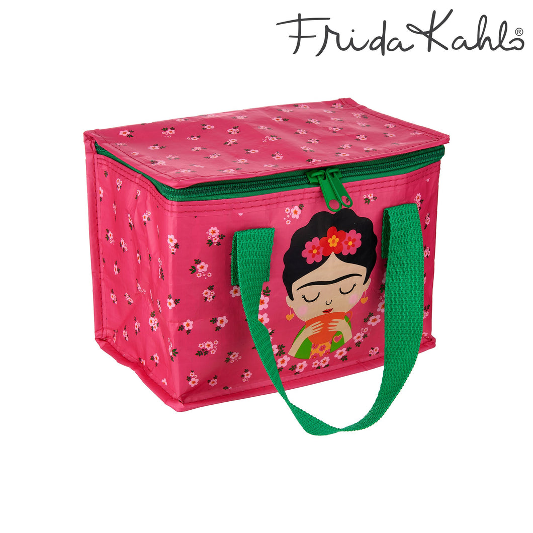 Frida Kahlo Lunch Bag sass and belle bluebells of bath