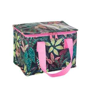 Variegated Leaves Lunch Bag