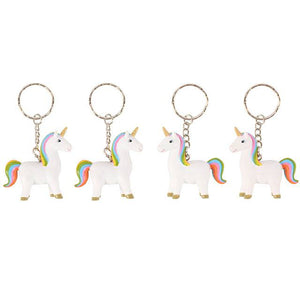Unicorn Keyring - Bluebells of Bath