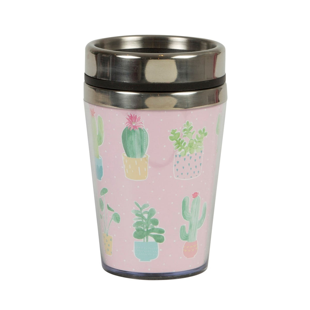 Cactus Travel Mug - Bluebells of Bath