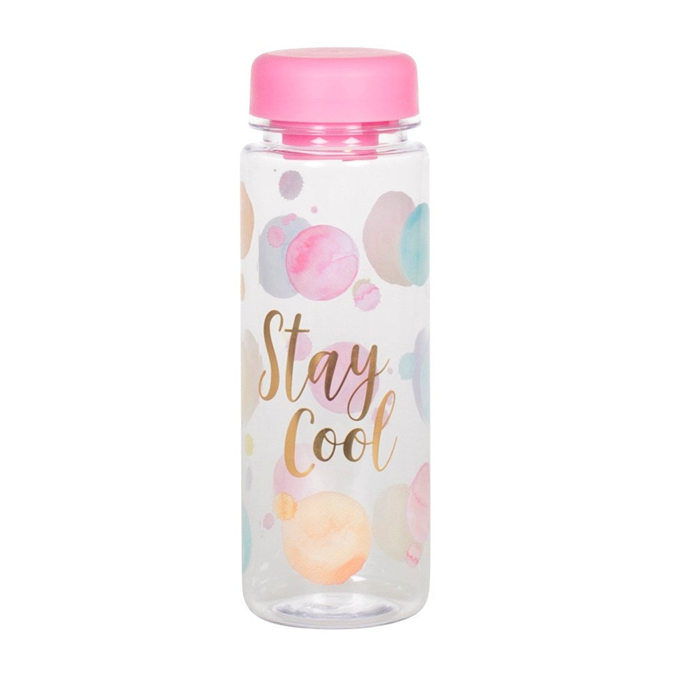 Stay Cool Paint Splash Water Bottle - Bluebells of Bath