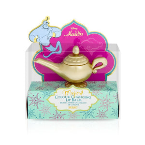 Aladdin Lamp Lip Balm Disney mad beauty bluebells of bath