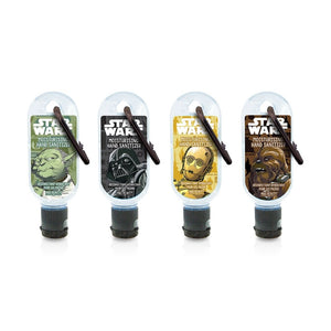 Star Wars Hand Sanitizer sanitiser bluebells of bath mad beauty