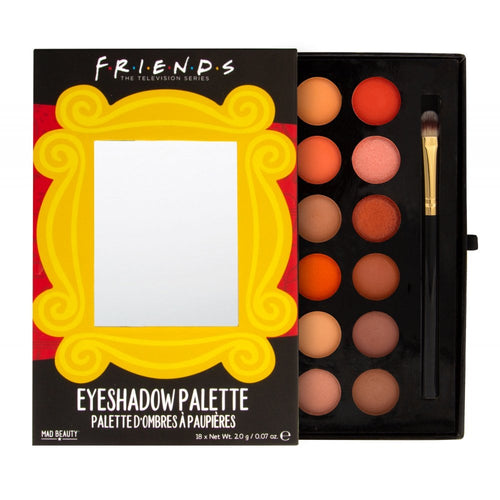 Friends Eyeshadow Palette mad beauty bluebells of bath