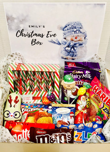 Christmas Treats Selection Box