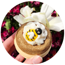 Honey Bee Mine Bath Blaster bluebells of bath bomb cosmetics