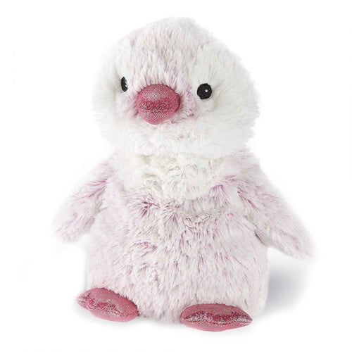 Microwavable Large Marshmallow Penguin warmies bluebells of bath