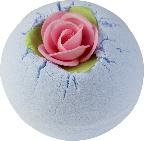 Porcelain Peony Bath Blaster bluebells of bath bomb cosmetics