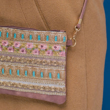 Pink Paxi Bag - Bluebells of Bath