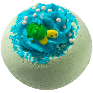 Turtle Recall Bath blaster bomb cosmetics bluebells of bath