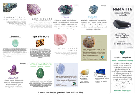what are gemstones good for
