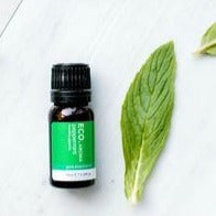 ECO Peppermint Essential Oil Sinus, Headache & Stomach