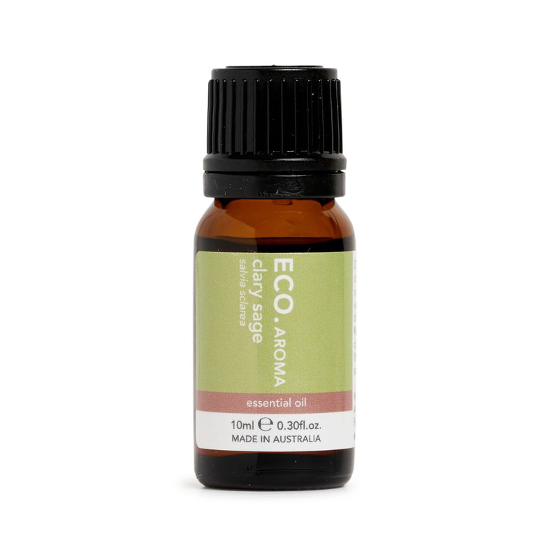 ECO PMS Menopause Calming Clary Sage Essential Oil clearance