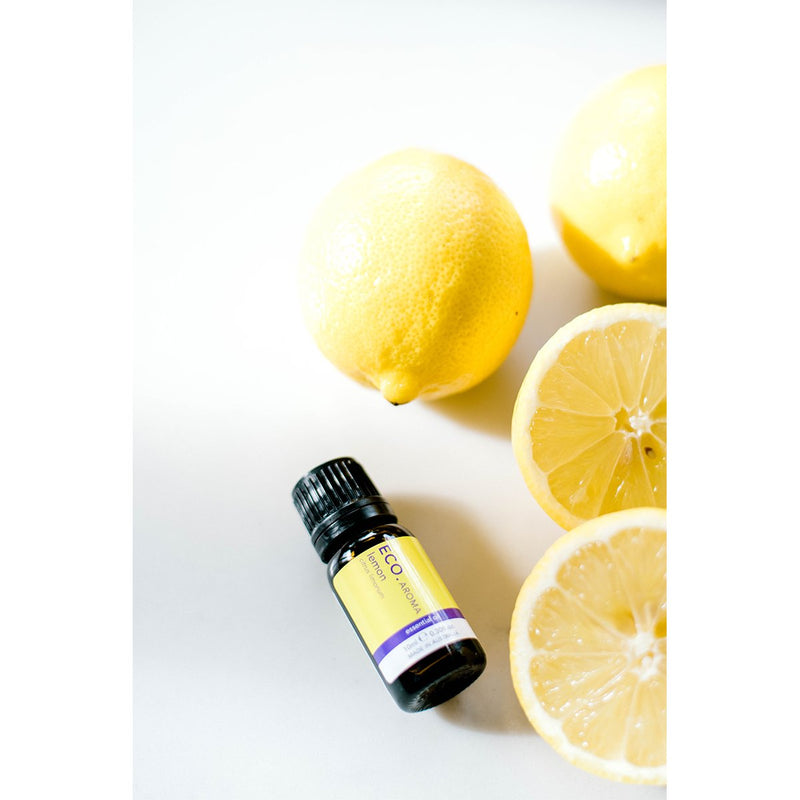ECO Lemon Essential Oil Antibacterial & Energising