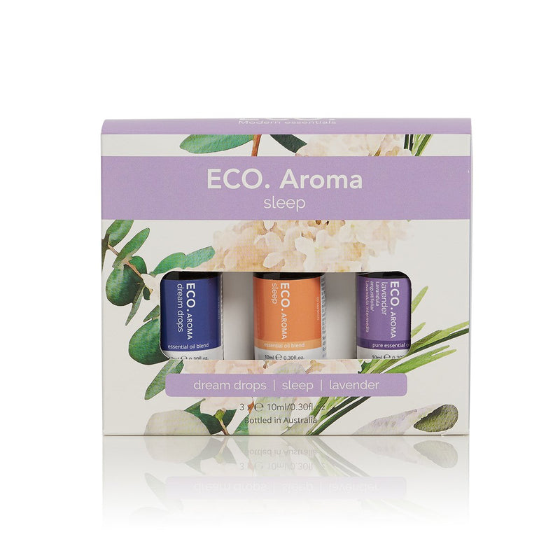 ECO Dream Drops, Sleep & Lavender Essential Oils 3 Pack