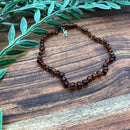 Classic Brown Baltic Baby Amber Teething Necklace All Sizes