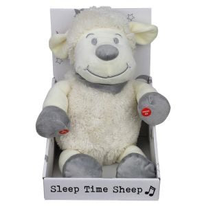 Lullaby Dream Well Sleep Sheep Teddy