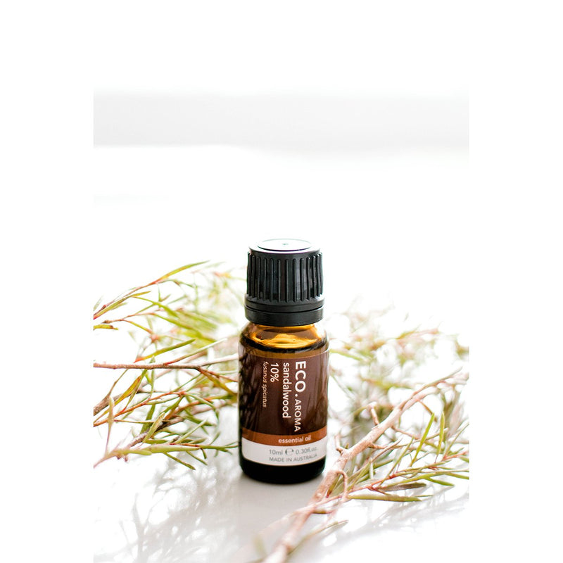 ECO Sandalwood Essential Oil Immunity & Respirtory