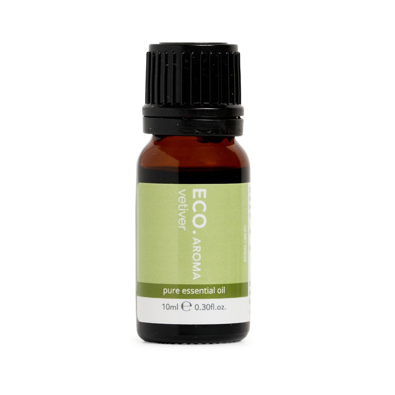 ECO Vetiver Essential Oil Immunity Anxiety Liver