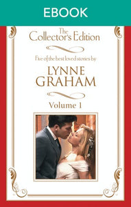 Lynne Graham - The Collector's Edition Volume 1 - 5 Book Box Set