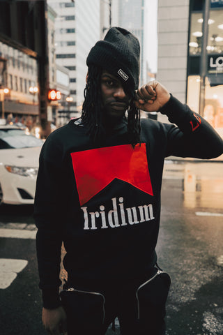 Irdm-Boro Crewneck Sweater