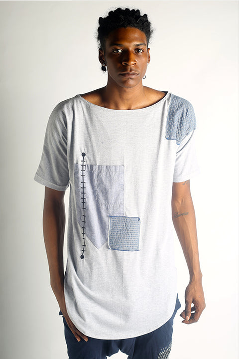 Patch Work T-Shirt