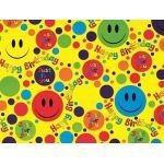 Simon Elvin Happy Birthday Wrapping paper and Tags
