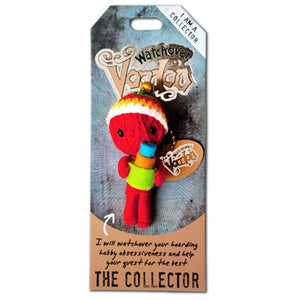 The Collector Voodoo Doll