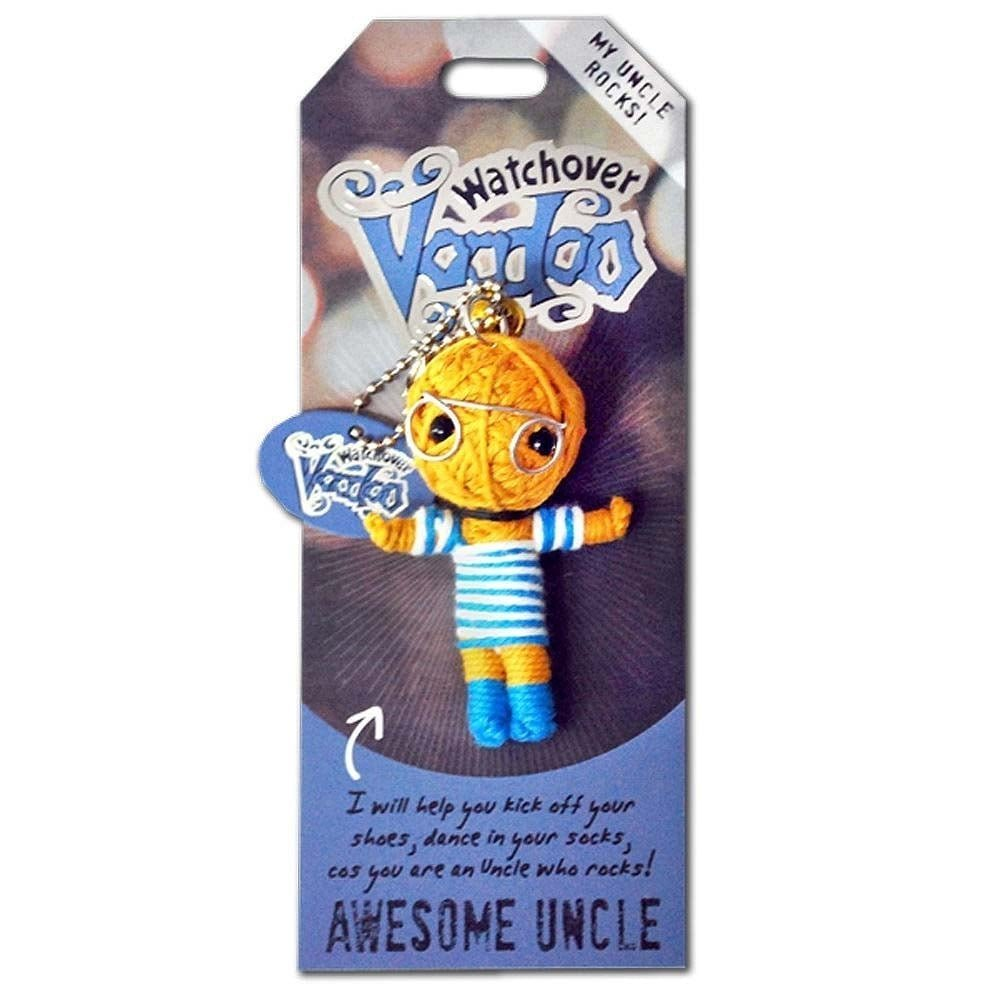 Awesome Uncle Voodoo Doll
