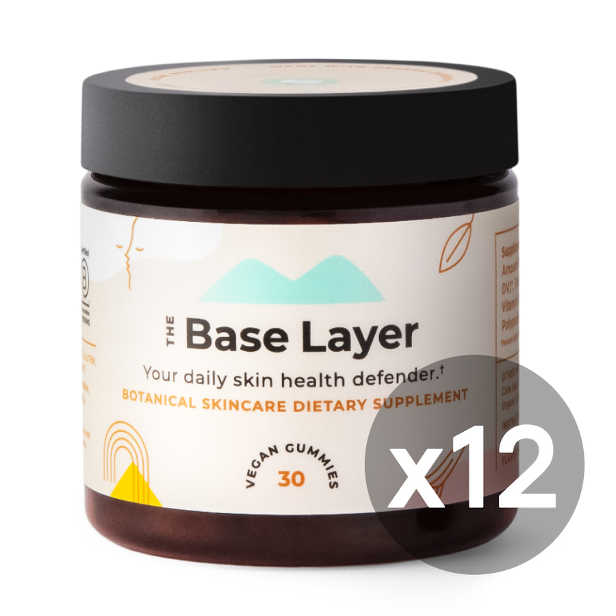 WHOLESALE - The Base Layer: 12 Bottles