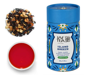 Island Breeze - Natural Infusion Collection - 50g Loose Leaf JAF TEA