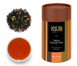 Spice Island Chai  - Black Tea - 50g Loose Leaf JAF TEA