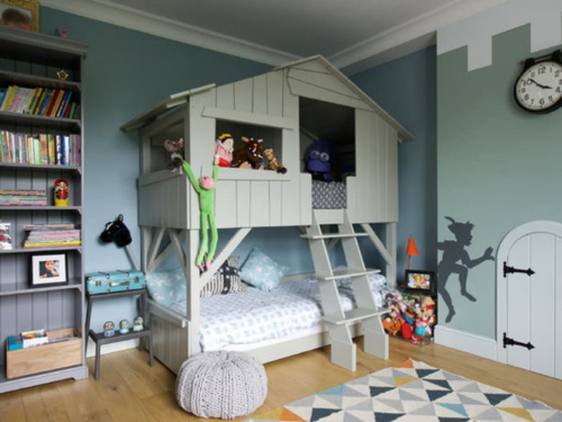 5 Fantastic Bedrooms Kids Won't Mind Sharing