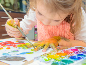 How to Tell If Your Child May Be Gifted, Just By Looking at Their Art