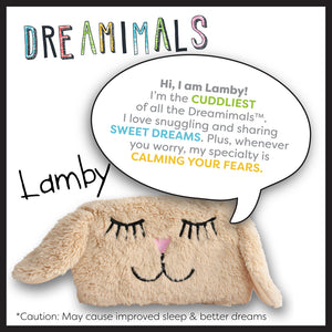 NEW DREAMIMALS LAMBY- Loves SWEET dreams!